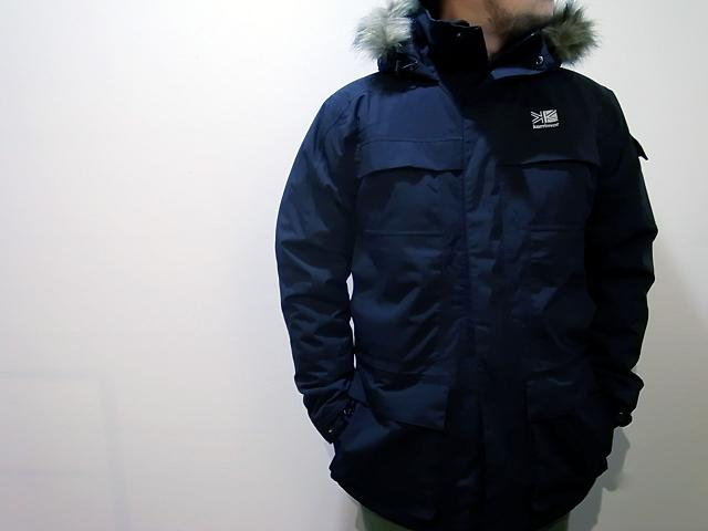 insulted parka