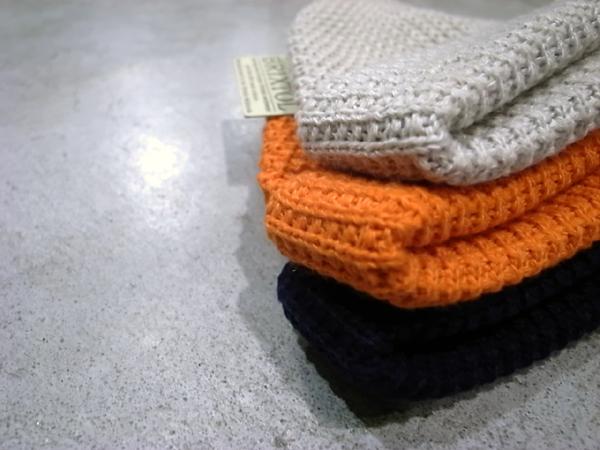 BRIXTOL waffle-knitting