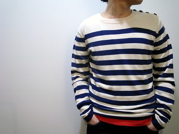 Mads Norgaard sailor knit