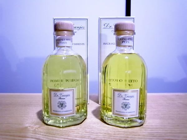 new fragrance by DrVranjes