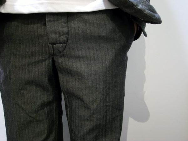 DeadStock French work pant HBT