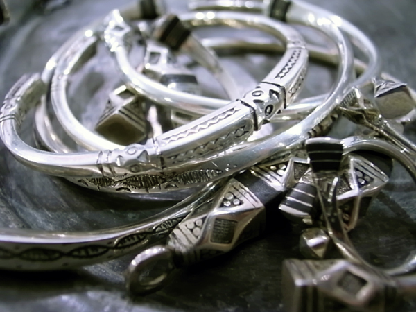 Touareg silver