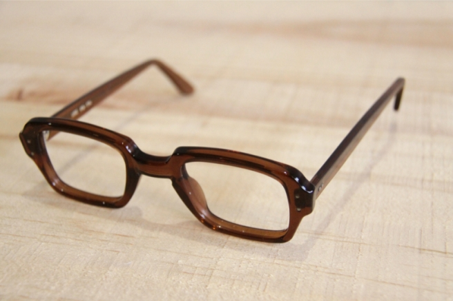 glasses / US military