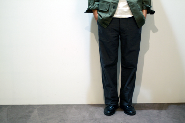 Fatigue Pants by FUJITO