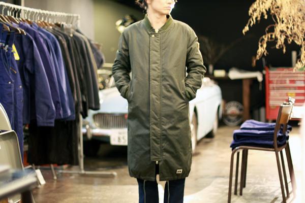 Bomber Coat
