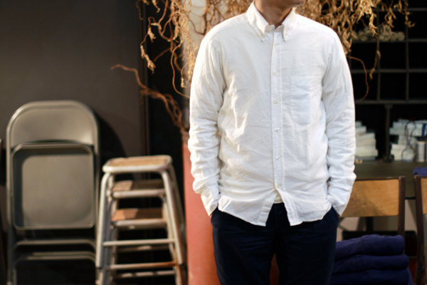 James Mortimer by Flannel material