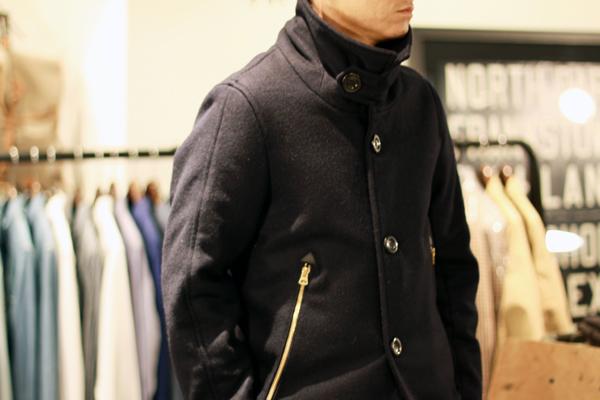 Single P-coat