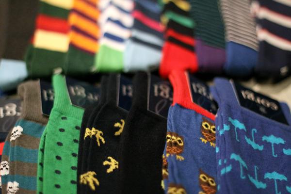 hand made socks