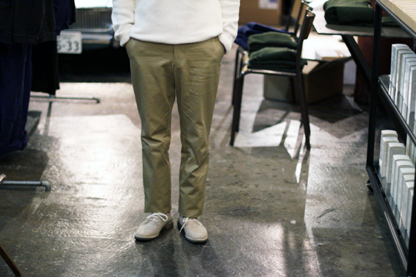 chino pants again