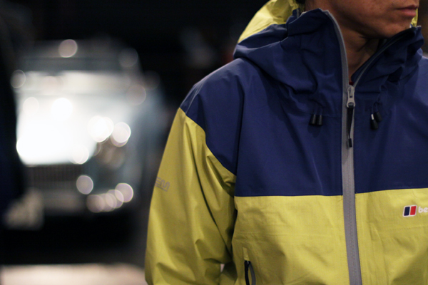 LightYellow GORE-TEX fabric
