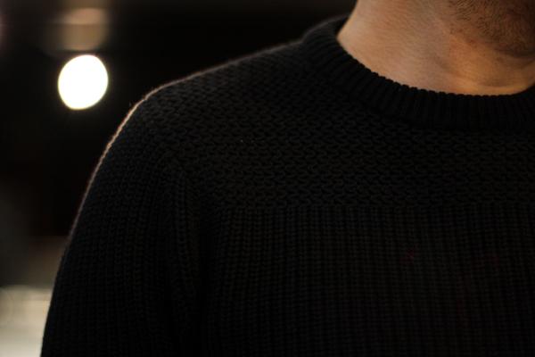 three pattren knit