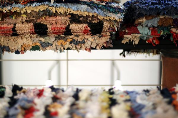 old morocco rug exhibition