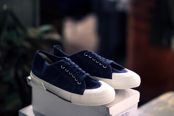 Italian Marina Militare Navy Shoes
