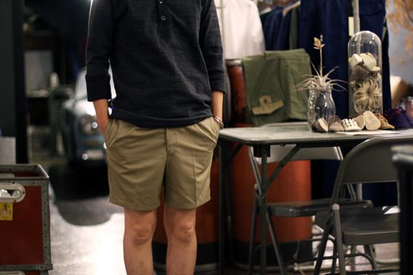 Italian ARMY shorts
