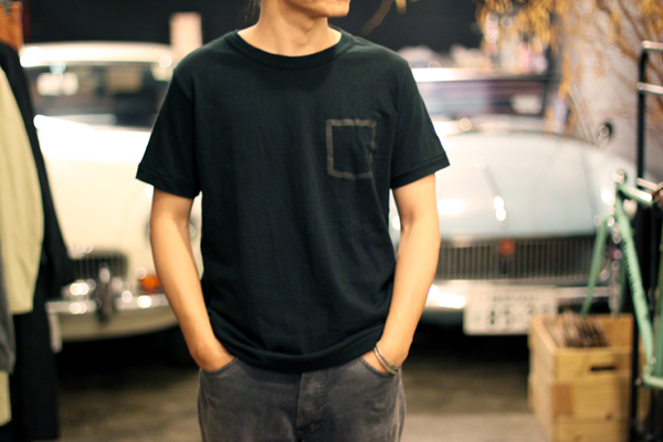 Black fit Tee [ 10th anniversary model ]
