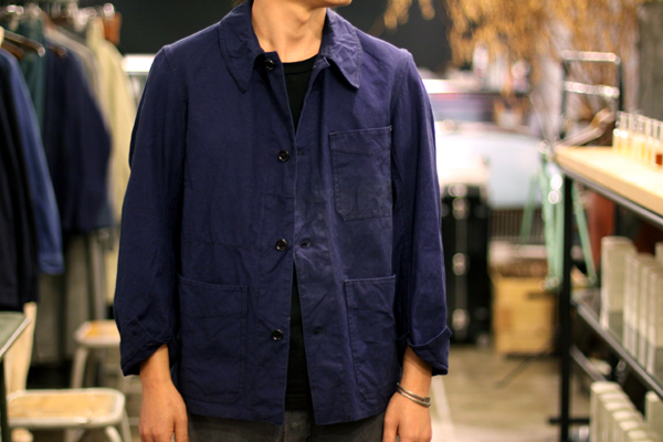 French work linen Jacket