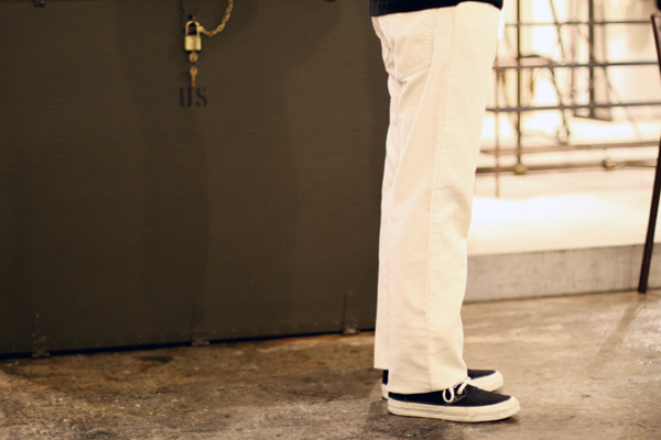 corduroy pants by arbre