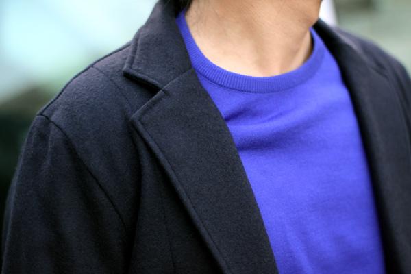 EASY jacket 2B model