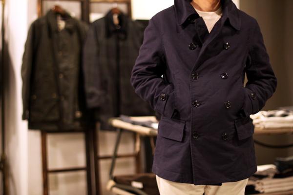 NAVAL coat
