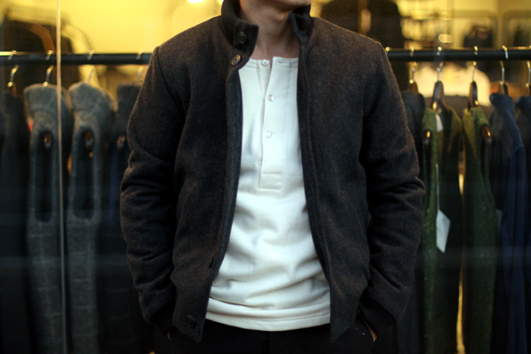 Tankers jacket from England