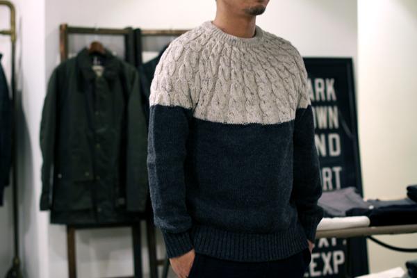 HERRON knit