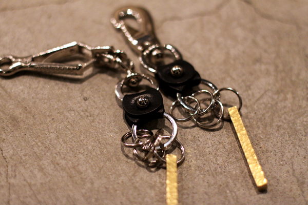 Keyholder hook [ 10th anniversary model ] novelty !!!