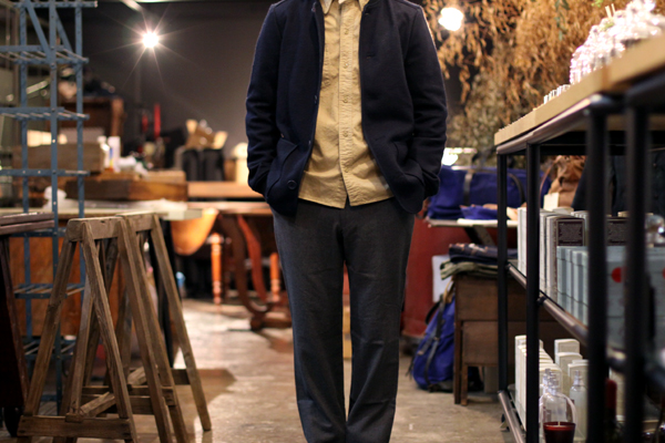 Cotton Twill Slacks