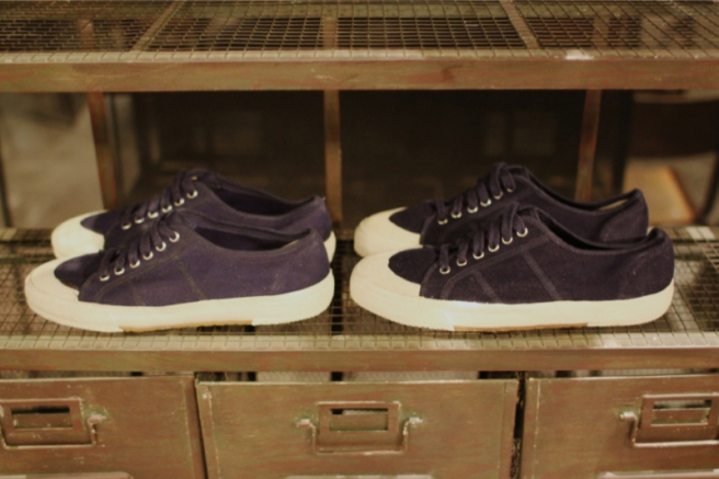Italian Marina Militare Navy Shoes