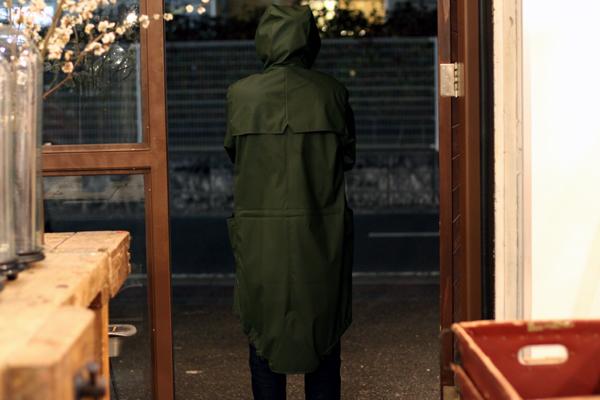 Parka Coat from Denmark