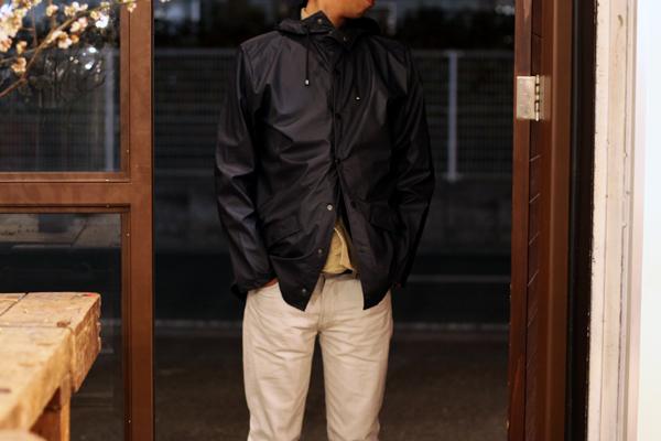 RAINS Coat