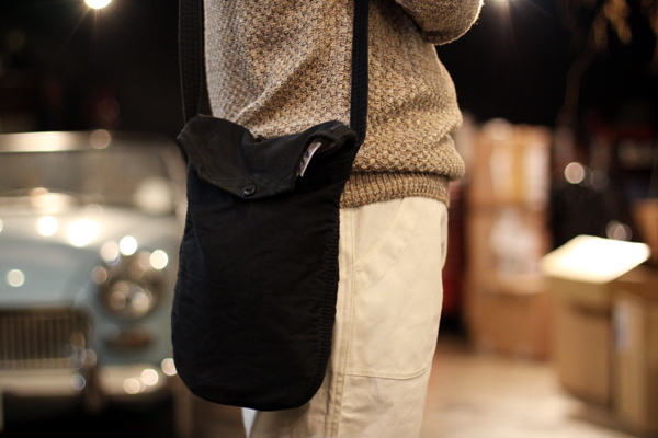 Moleskin GM shoulder bag