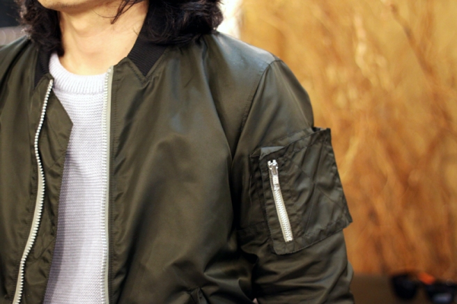 Bomber Jacket from Sweden