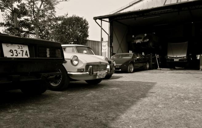 garage yokoou